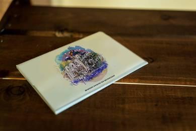 «Нарисованный Сергиев Посад» набор почтовых открыток
