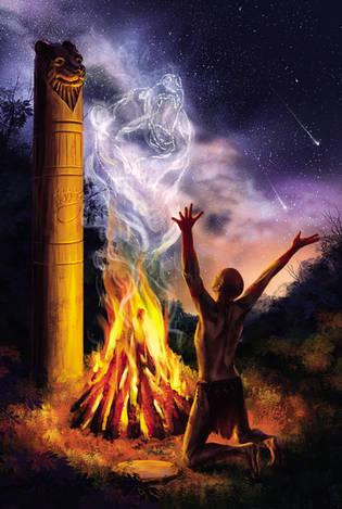 Дух-покровитель