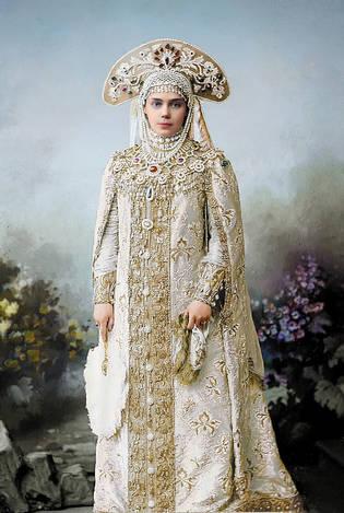Великая княгиня Ксения Романова