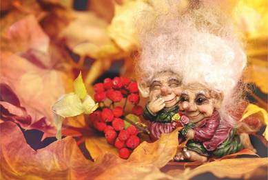 Сладкий ноябрь